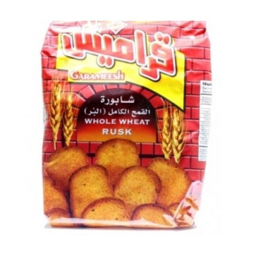 Garamesh Rusk Whole Wheat 375 g