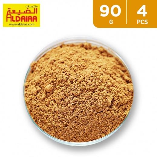 Aldaiaa Spice Biryani Powder 4 x 90 g