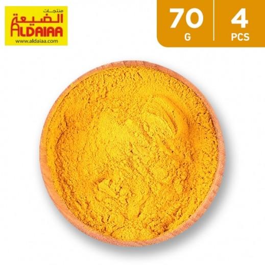Aldaiaa Meat Spices 4 x 70 g