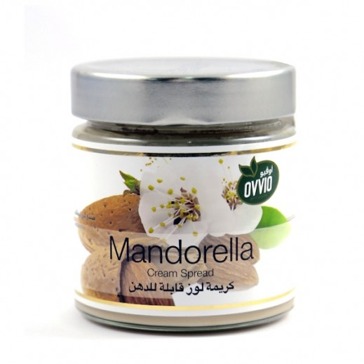 Ovvio Cream Spread Mandorella Almond 200 g