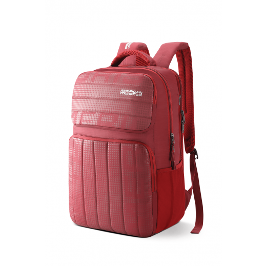 American Tourister Insta NXT Laptop Backpack 01 Red