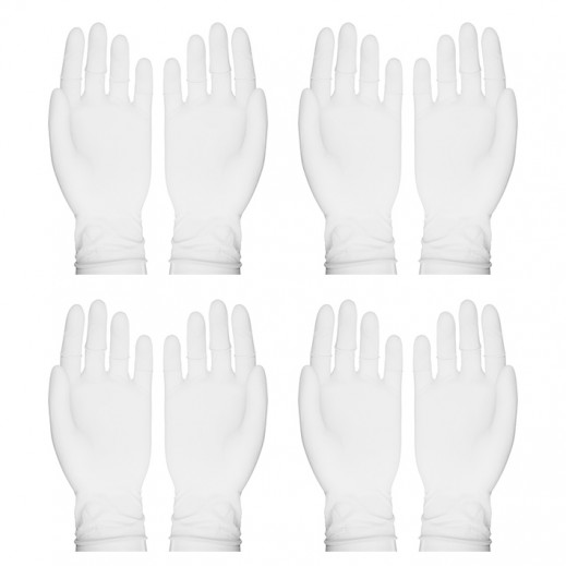 Vaue Pack - Falcon Latex Gloves Medium (3 x 100 pieces)