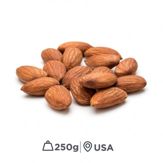M Golden USA Almonds 250 g