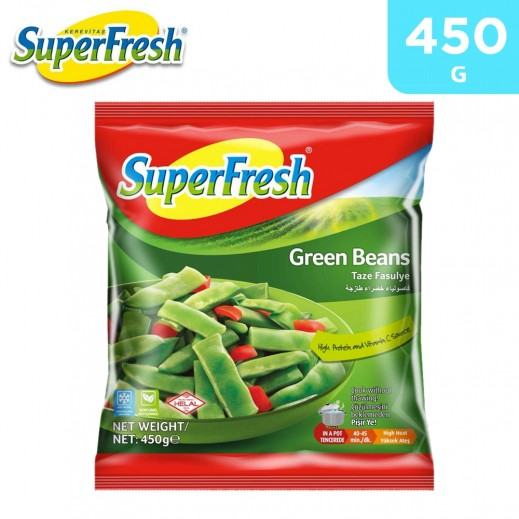 SuperFresh Frozen Green Beans 450 g