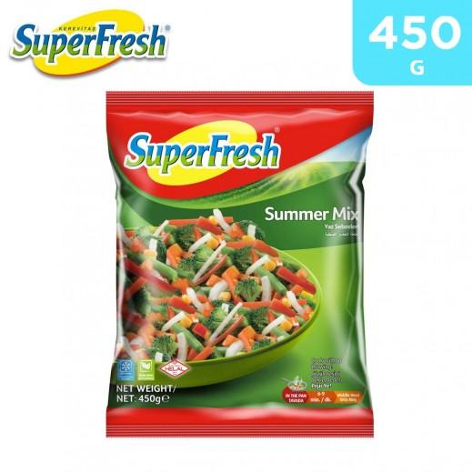 SuperFresh Frozen Summer Mix Vegetables 450 g