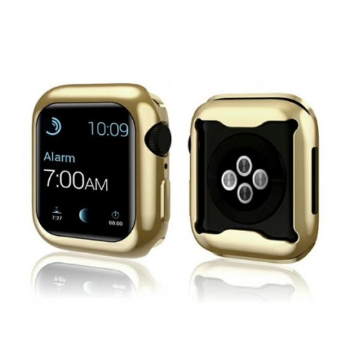 XUNDD Case for Apple Watch 44mm - Gold