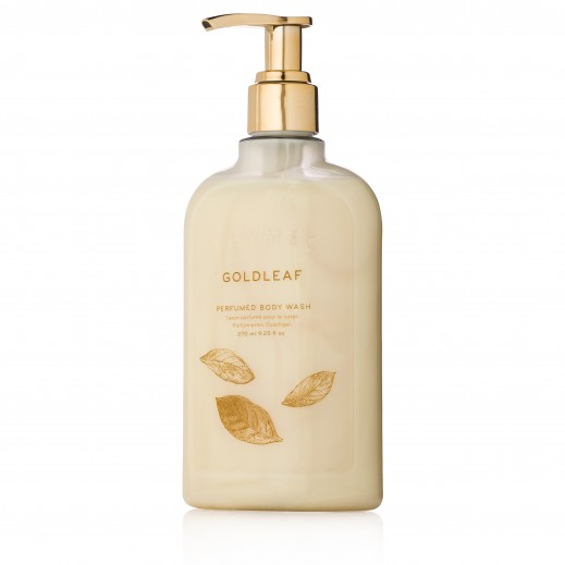 Thymes Goldleaf Perfumed Body Wash 270 ml