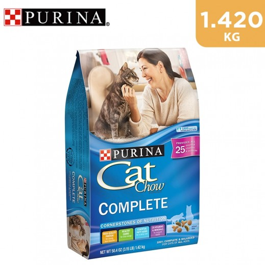 Purina Cat Chow Complete Dry Food 1.420 kg