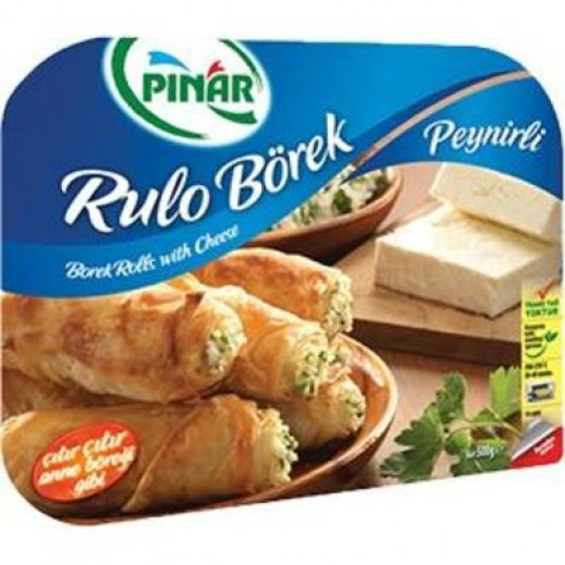 Pinar Borek Rolls with Cheese 500 g