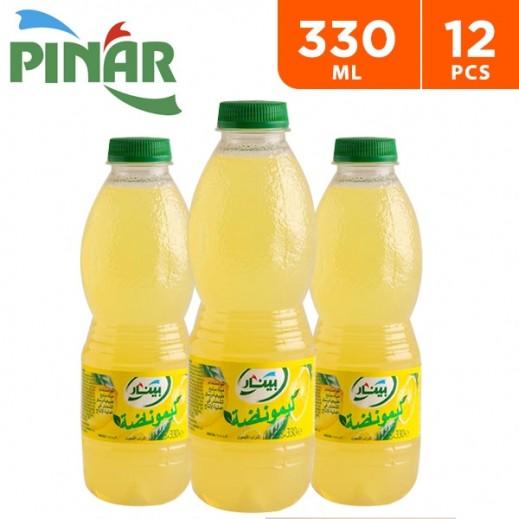 Pinar Lemonada W/ Beet Sugar 12 x 330 ml