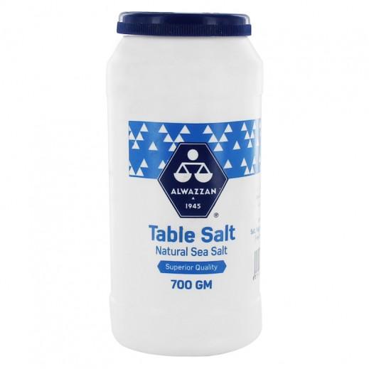 Al Wazzan Salt Plastic Can 700 g