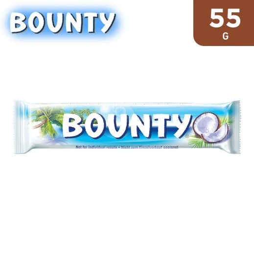 Bounty Doubles Chocolate 57 g