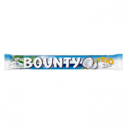 Bounty Trio Chocolate 85 g