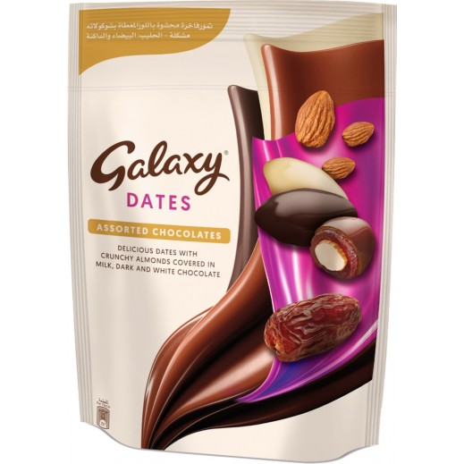 Galaxy Chocolate Date Assorted 299 g
