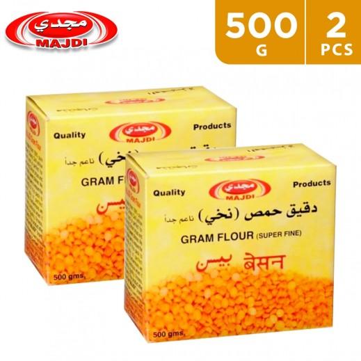 Majdi Channa Dal Powder 2 x 500 g