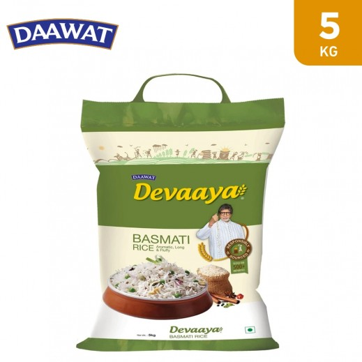 Daawat Devaaya Basmati Rice 5 kg