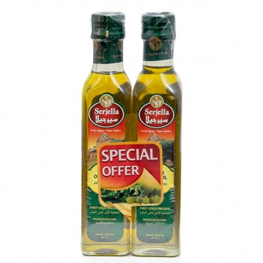 Serjella Virgin Olive Oil 2 x 250 ml