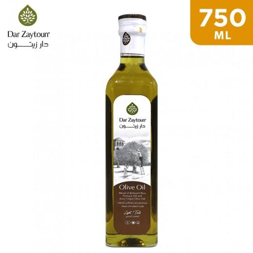 Dar Zaytoun Pomace Olive Oil 750 ml