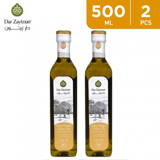 Dar Zaytoun Extra Virgin Olive Oil 2 x 500 ml