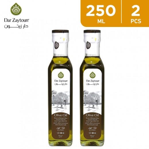 Dar Zaytoun Pomace Olive Oil 2 x 250 ml