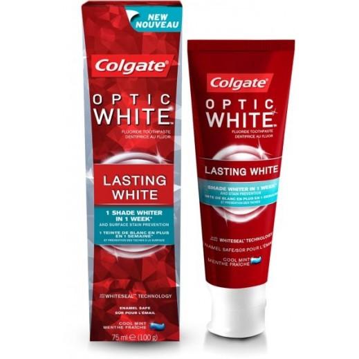 Colgate Optic White Lasting White Toothpaste 75 ml