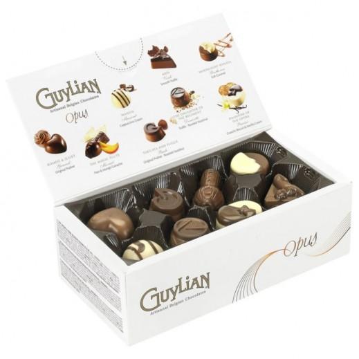 Guylain Opus Luxury Gift Wrapped Ballotin Chocolate 180 g