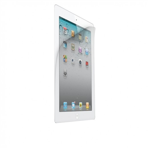Clear Screen Protection For iPad 2 & 3 & 4