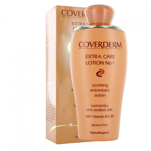 Coverderm Lotion No1 Normal/ Dry and Sensitive Skin