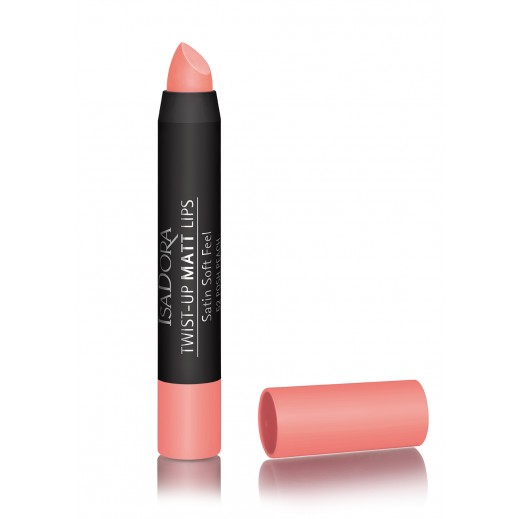 IsaDora Twist Up Matt Lipstick 52 Posh Peach