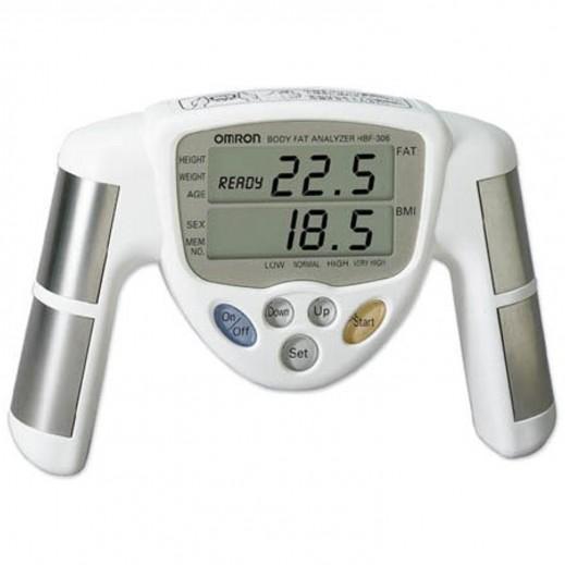 Omron Body Fat Monitor Scale HBF-306-E