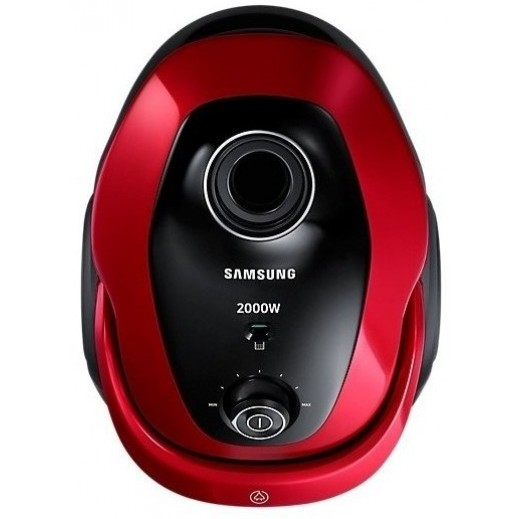 Samsung Vacuum Cleaner Bag 2.2 L 2000 W - Red