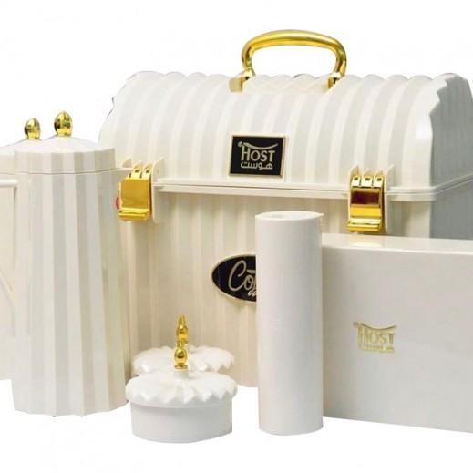 Host Camping Luxury Set White