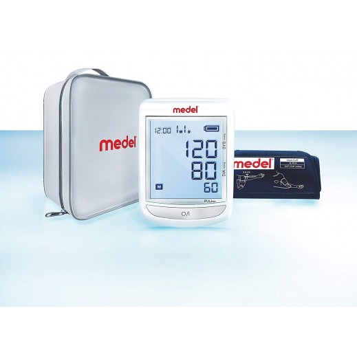 Medel Elite Automatic Upper Arm Blood Pressure Monitor # 95123 - delivered by Al Essa After 2 working Days