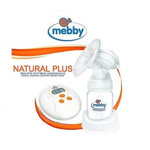Mebby Natural Plus Electric Breast Pump  # 95115 - delivered by Al Essa After 2 working Days