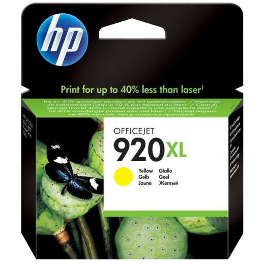 HP 920XL Yellow Cartridge
