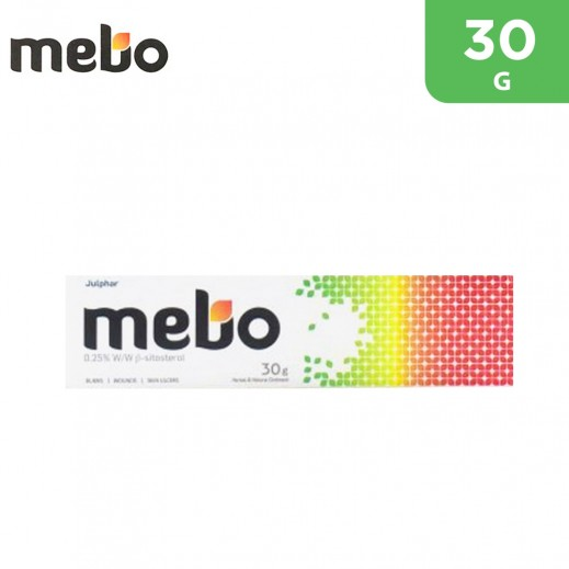 Mebo Herbal Ointment For Burns And After Laser 30 g