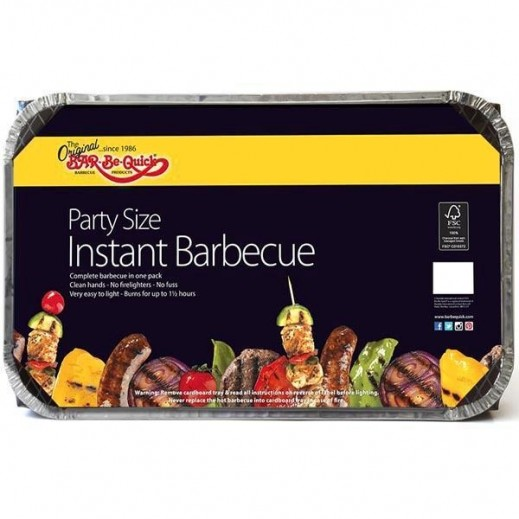 Bar-Be-Quick Party Size Instant Barbecue51 x 31.5 x 7.5 cm