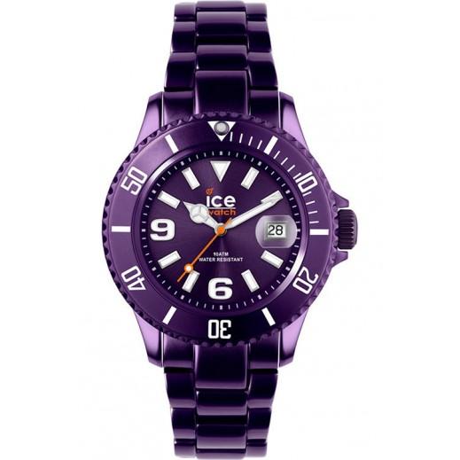 Buy Ice Watch Alu Deep Purple Aluminium Bracelet Watch Aldpua