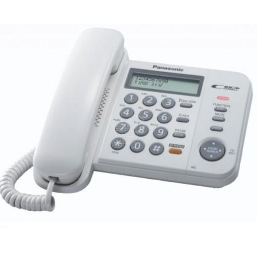 Panasonic Corded Single Line Telephone KX-TS560MXW