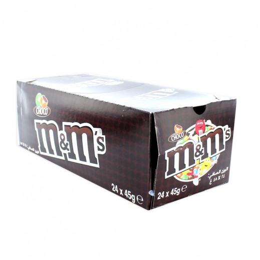 MMs Chocolate 24x45 g