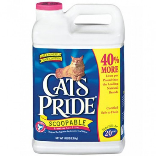 Cats Pride Premium Scoop Jug (Litter) 5.44 Kg