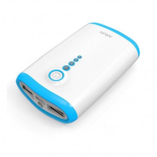 Arun Cuties Power Bank 8400mAh Blue