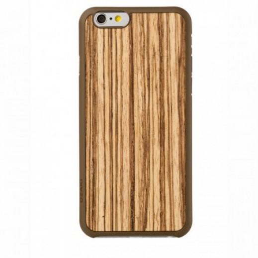 Ozaki Ultra & Light Case For iphone 6 Wood