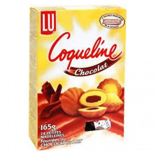 LU Coqueline Chocolate Mini Cake 165 g