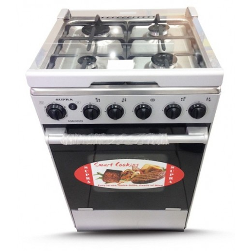 Supra Gas Cooker & Oven 50 X 55cm SGBH5055S