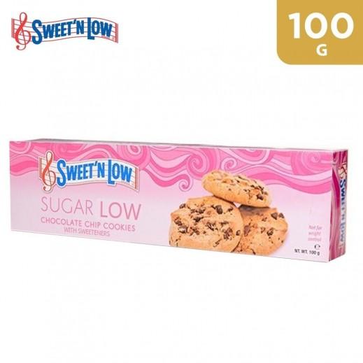 Sweet 'N Low Sugar Low Chocolate Chip Cookies 100 g