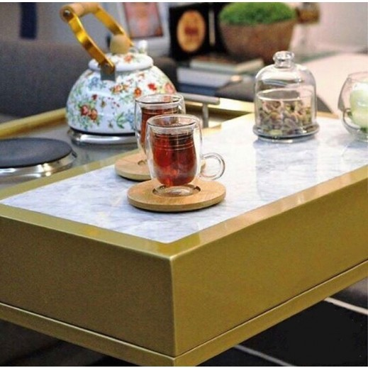 3 In 1 Marble Dowa Big Brown - delivered by Siwaj Within 3 Working Days