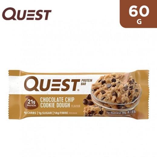 QuestBar Chocolate Cookie Dough Protein Bar 60 g