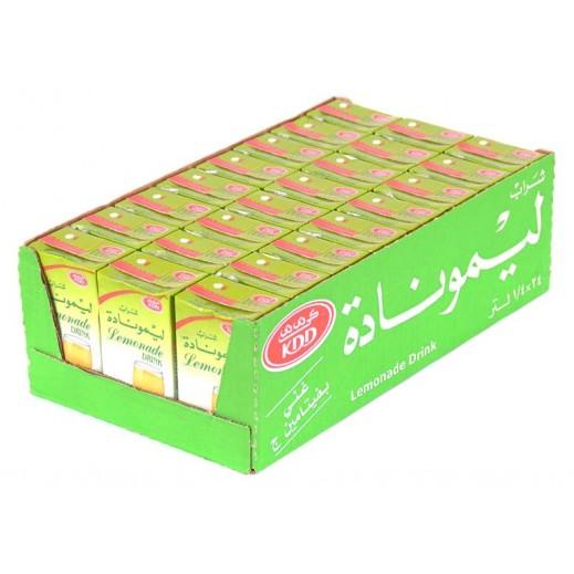 KDD Lemonade Drink Carton 24x250 ml