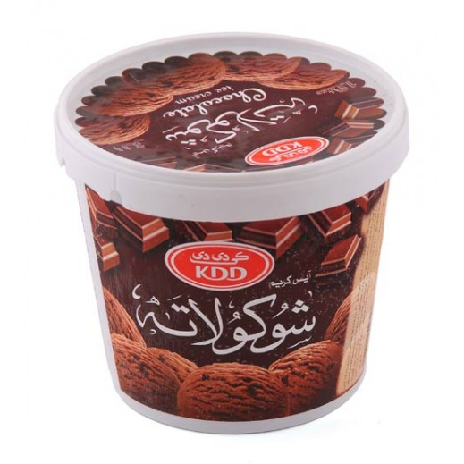 KDD Chocolate Ice Cream 1 ltr